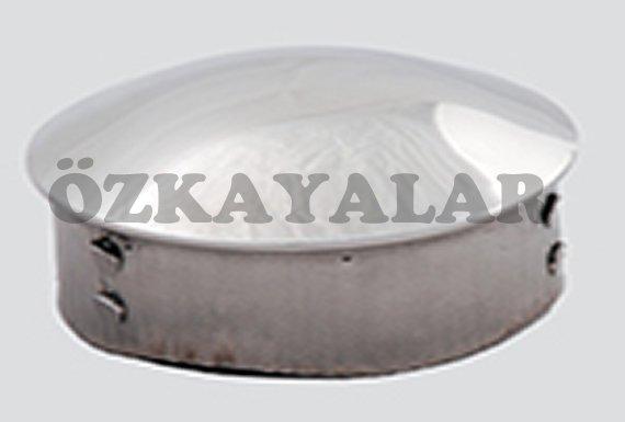 Paslanmaz Aksesuar Tırnaklı Kapak ÖZC-A106