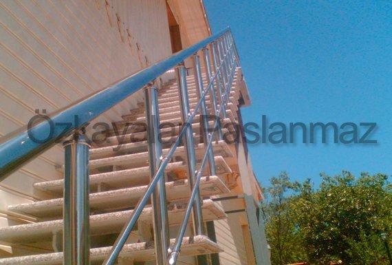 Paslanmaz Merdiven Korkuluk 13